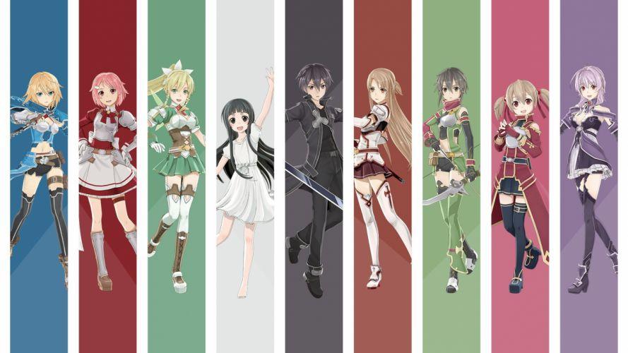 Sword Art Online (16) wallpaper