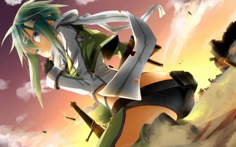 Sword Art Online (21) wallpaper