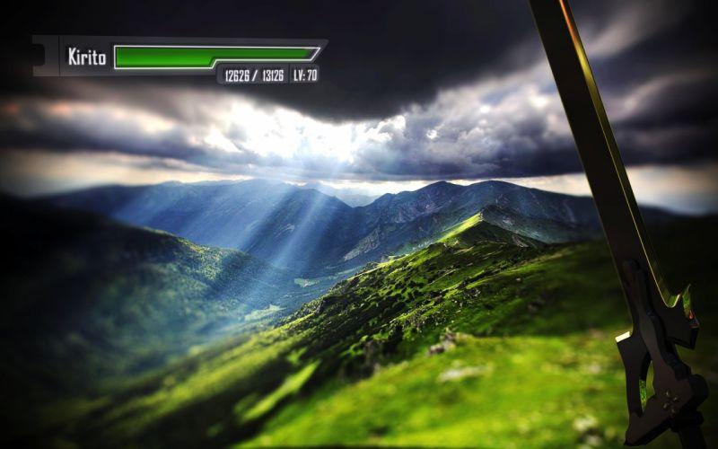 Sword Art Online (29) wallpaper