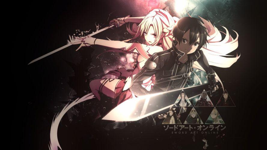 Sword Art Online (33) wallpaper