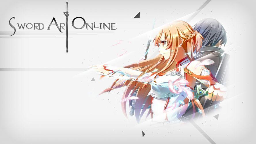 Sword Art Online (39) wallpaper