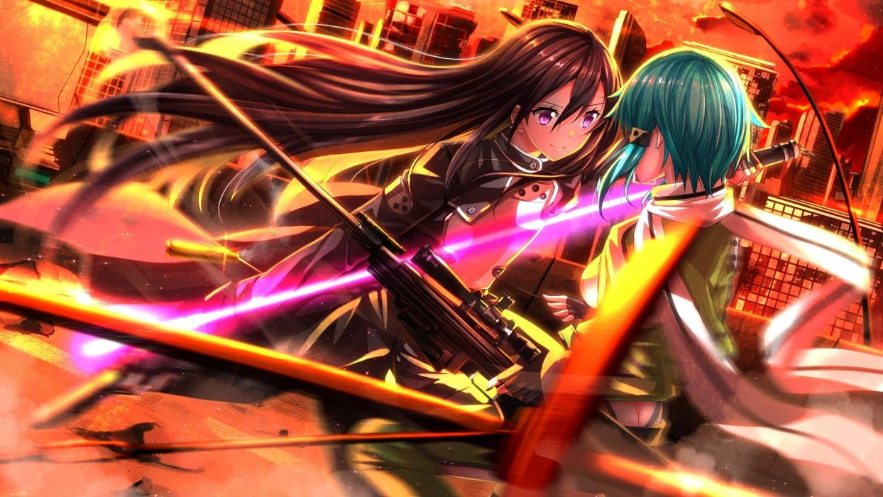 Sword Art Online (51) wallpaper