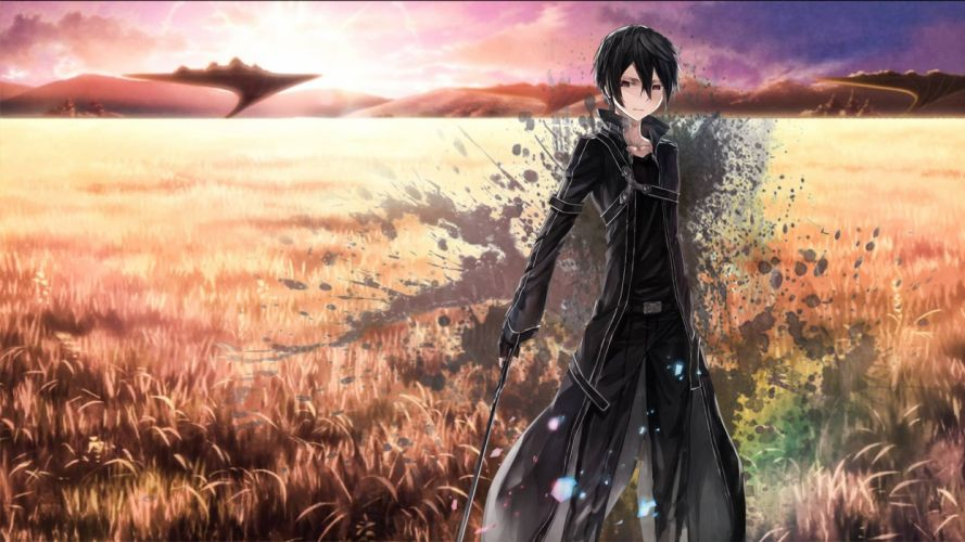 Sword Art Online (57) wallpaper