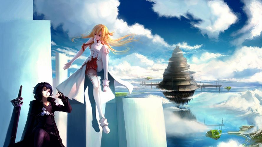 Sword Art Online (60) wallpaper