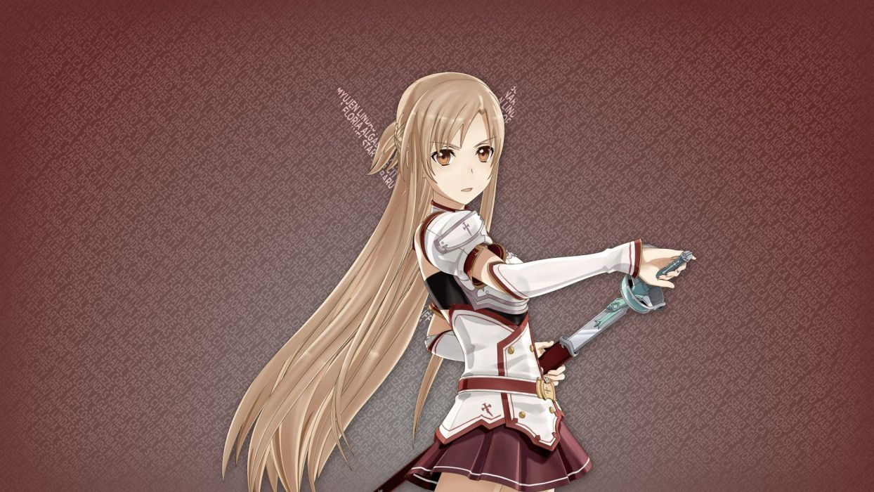 Sword Art Online (61) wallpaper