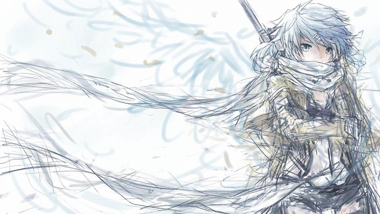 Sword Art Online (63) wallpaper