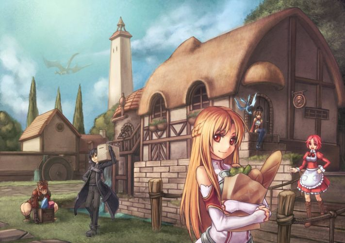 Sword Art Online (71) wallpaper