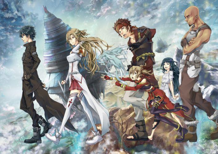 Sword Art Online (74) wallpaper