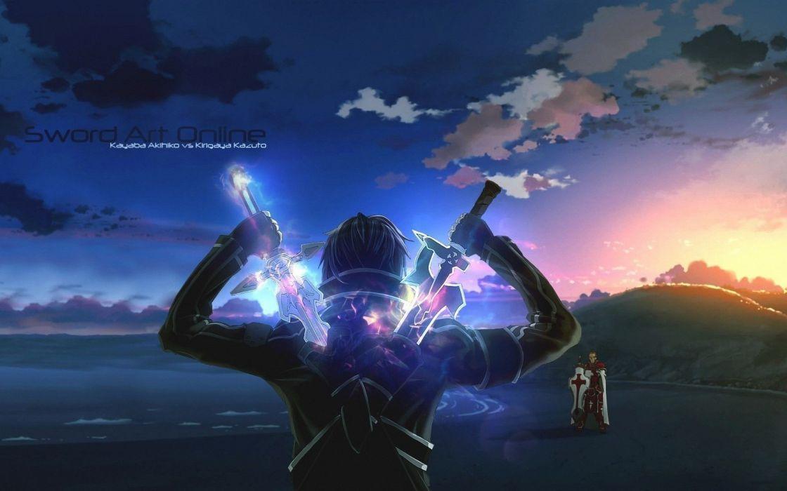 Sword Art Online (76) wallpaper