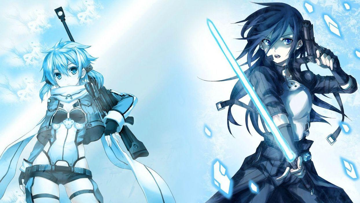 Sword Art Online (98) wallpaper