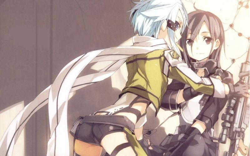 Sword Art Online (101) wallpaper