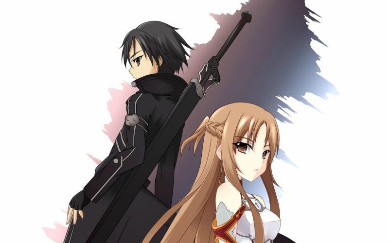 Sword Art Online (124) wallpaper