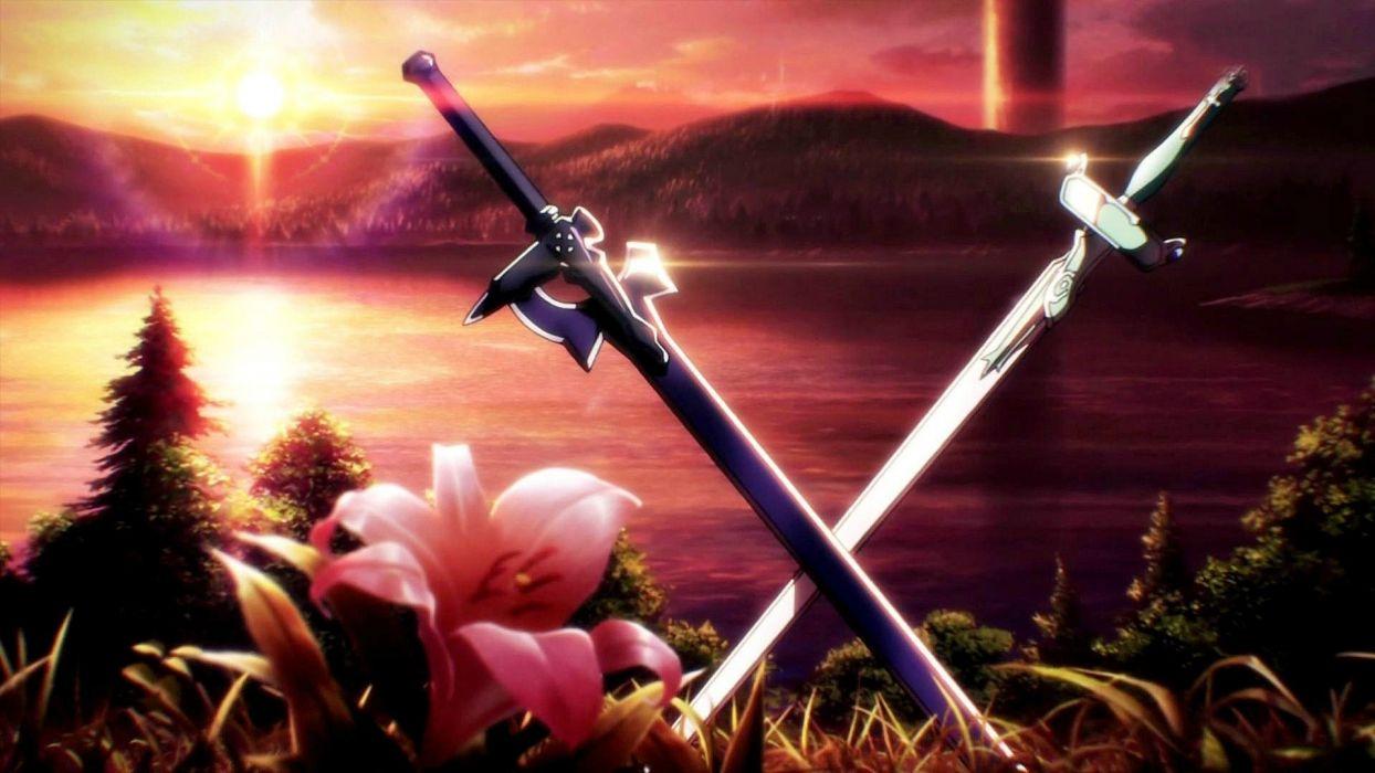 Sword Art Online (147) wallpaper