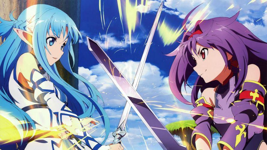 Sword Art Online (146) wallpaper