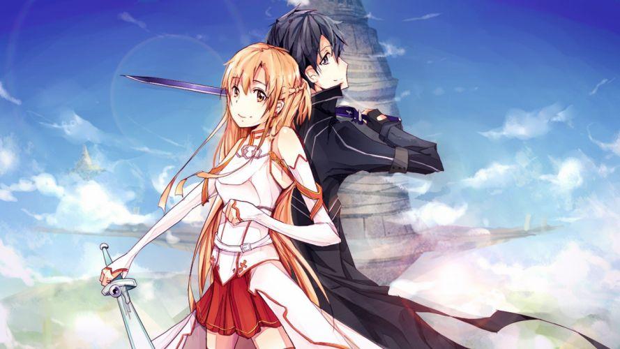 Sword Art Online (215) wallpaper
