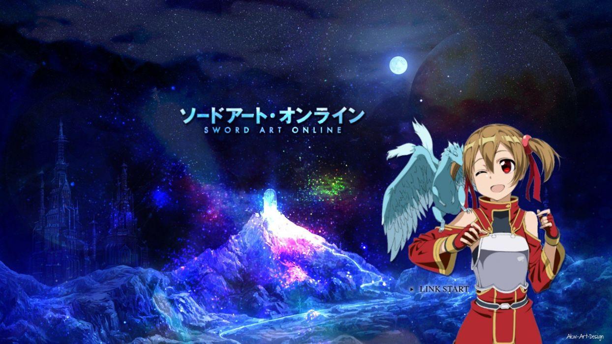 Sword Art Online (239) wallpaper