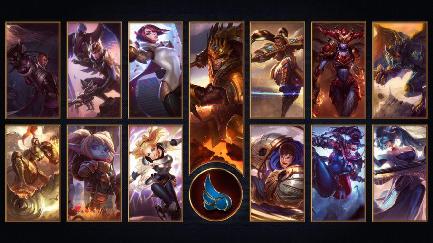 Demacia - League Of Legends wallpaper