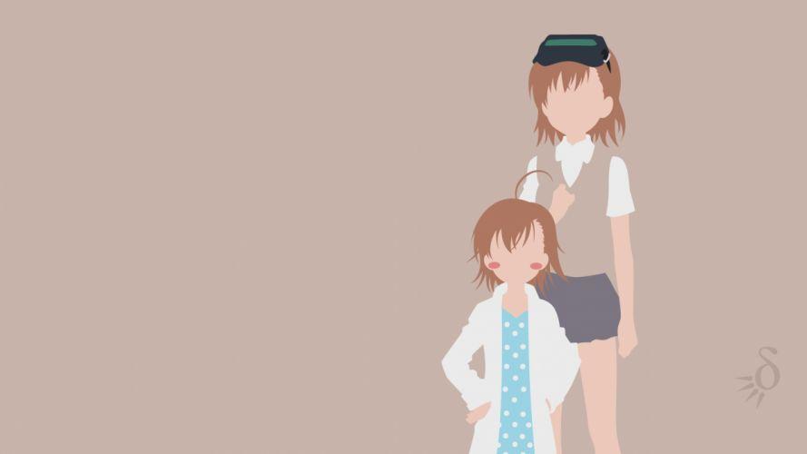 Toaru Series (22) wallpaper