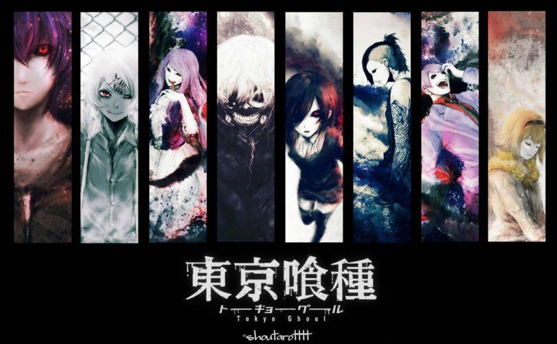 Tokyo Ghoul (7) wallpaper