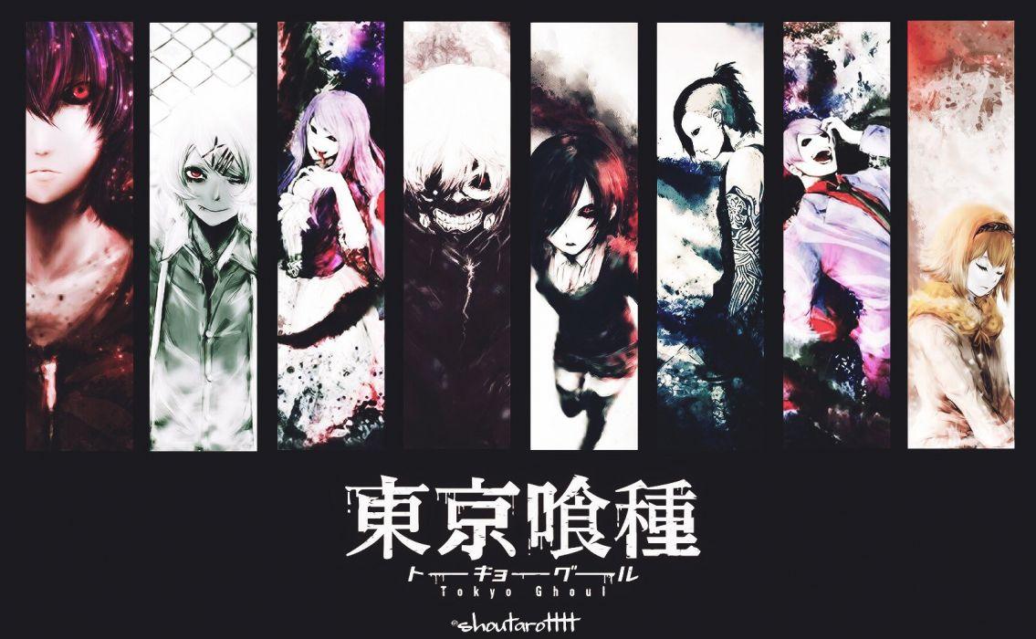 Tokyo Ghoul (14) wallpaper