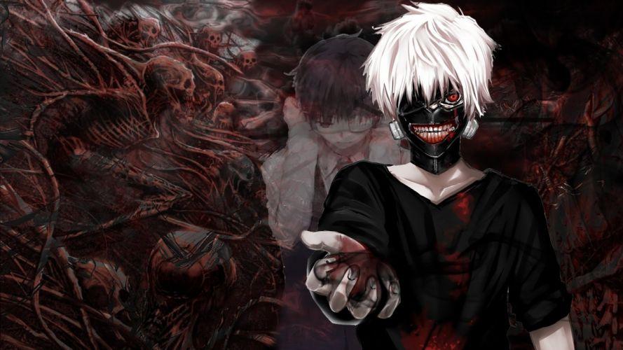 Tokyo Ghoul (15) wallpaper