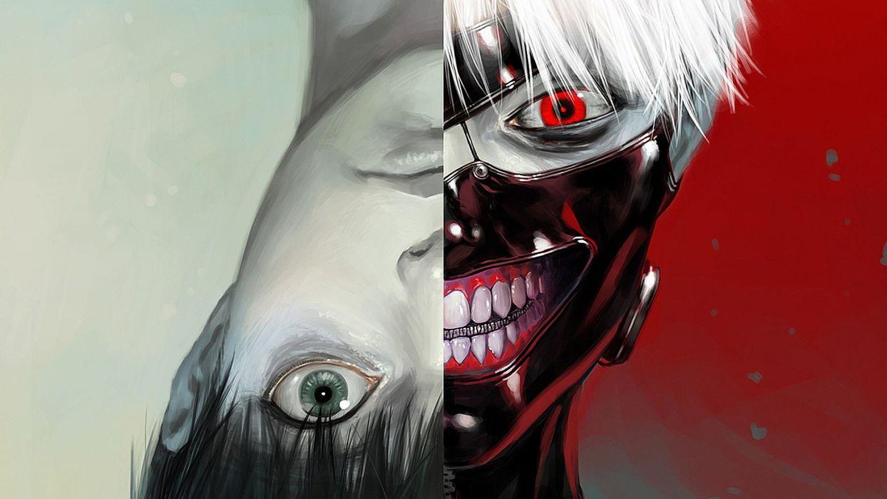 Tokyo Ghoul (13) wallpaper