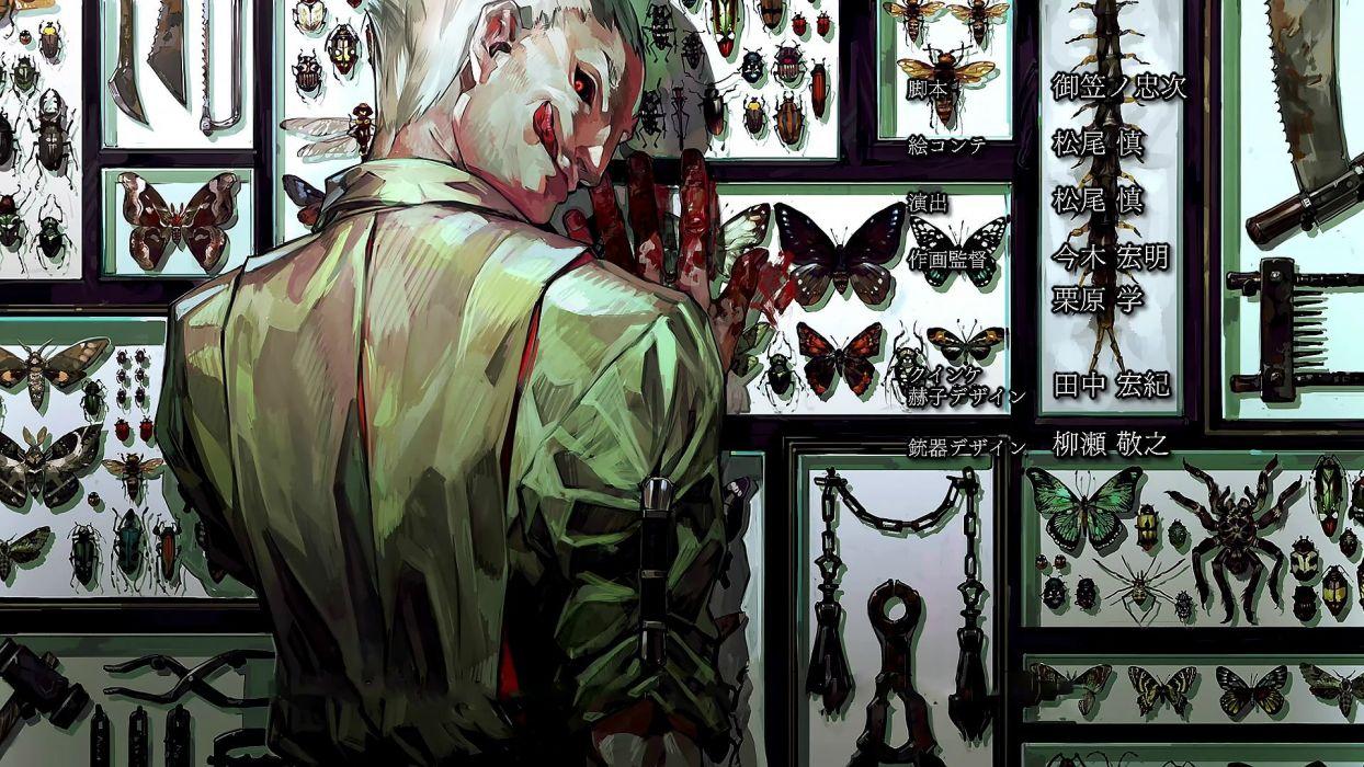 Tokyo Ghoul (64) wallpaper