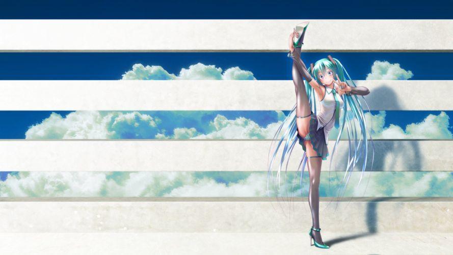 Vocaloid wallpaper