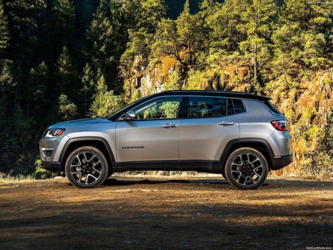 2016 cars compass jeep suv wallpaper