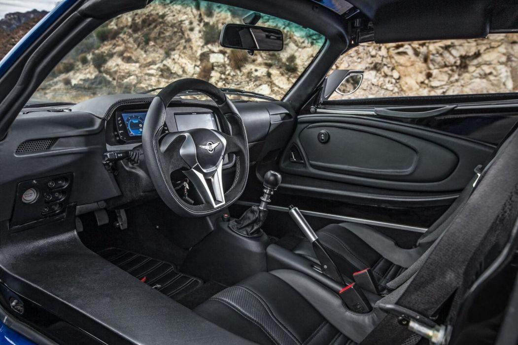 Rezvani Beast Alpha cars supercars blue 2017 wallpaper
