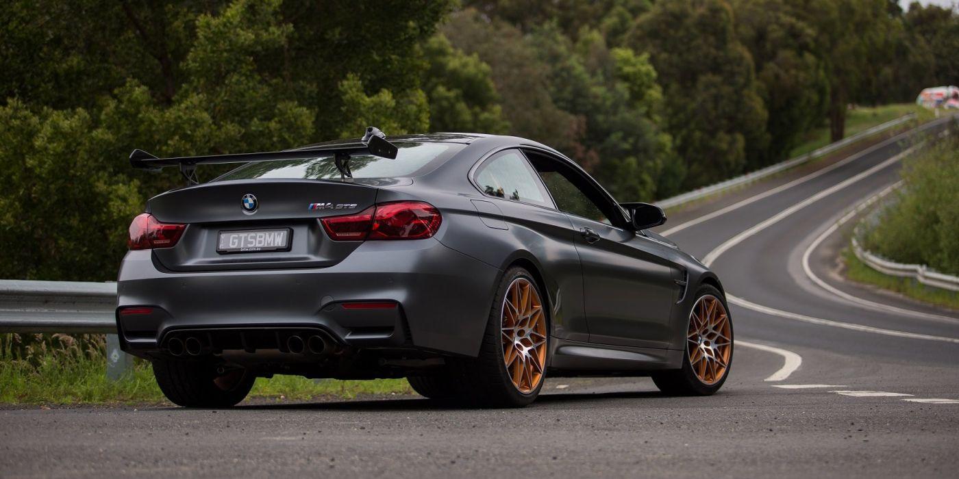 BMW (M4) GTS AU-spec (F82) cars coupe 2016 wallpaper