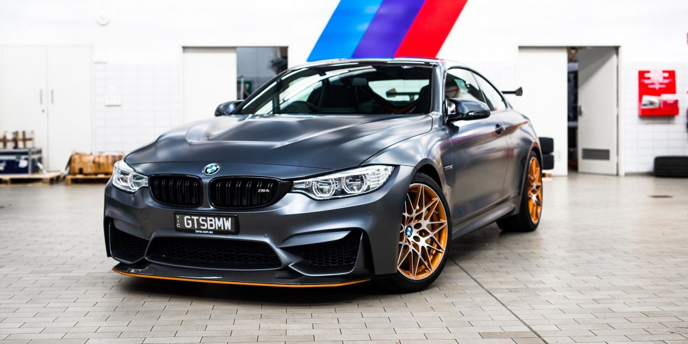 BMW (M4) GTS AU-spec (F82) cars coupe 2016 wallpaper