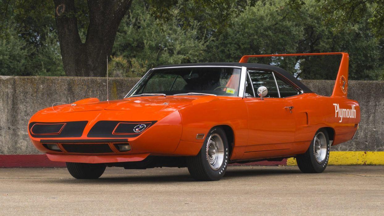 1970 PLYMOUTH HEMI SUPERBIRD cars orange 426 wallpaper