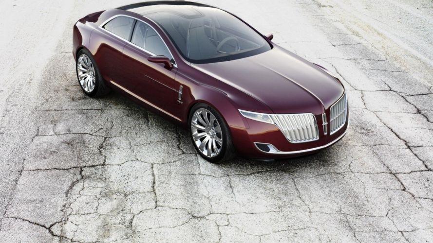 Lincoln MKR Concept wallpaper