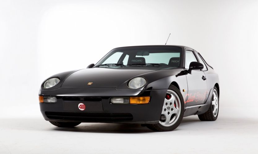 Porsche 968 Club Sport cars coupe 1993 wallpaper