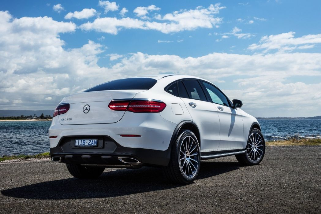 Mercedes Benz Glc 250 4matic Amg Line Coupe Au Spec C253 Cars Suv White 2016 Wallpaper 1475x984 1050459 Wallpaperup