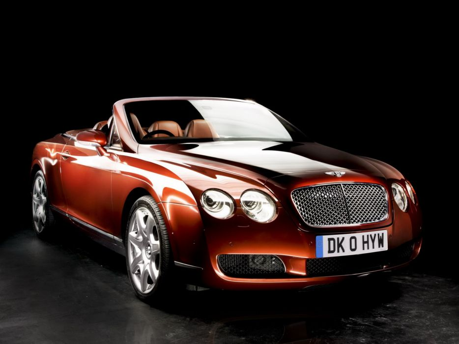 Bentley Continental GTC 2006 wallpaper