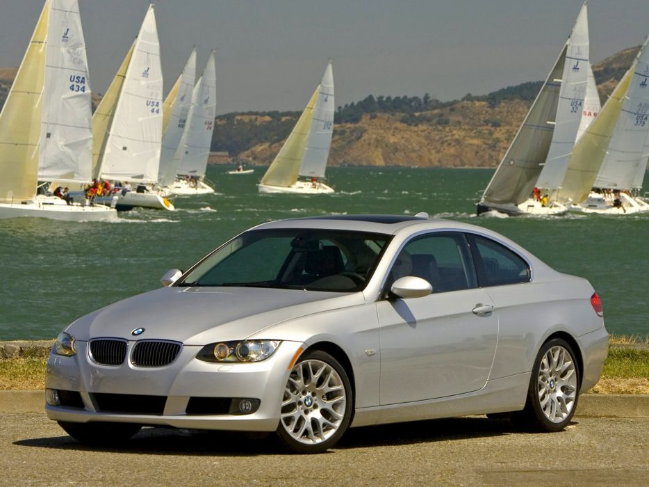 BMW 328i Coupe 2006 wallpaper