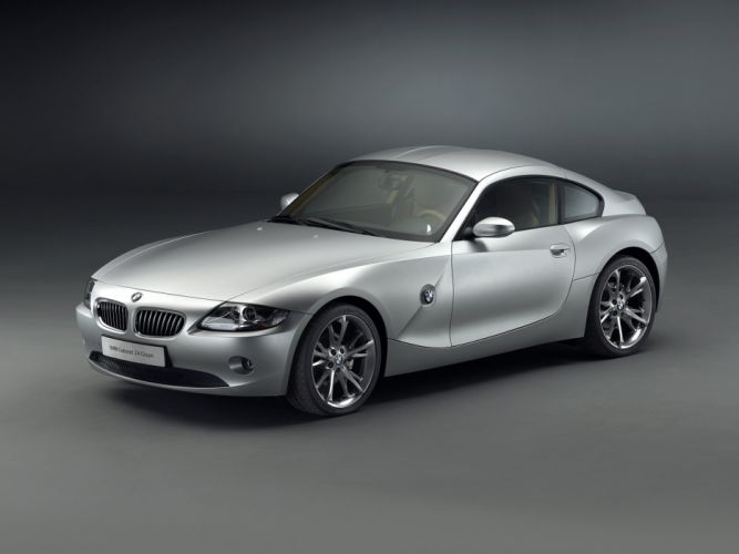 BMW Concept Z4 Coupy wallpaper