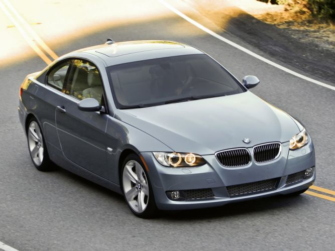 BMW 335i Coupe 2007 wallpaper