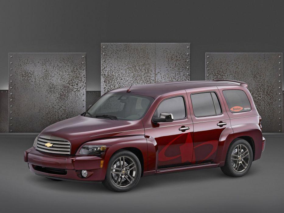 Chevrolet HHR GMA Accessorized 2005 wallpaper