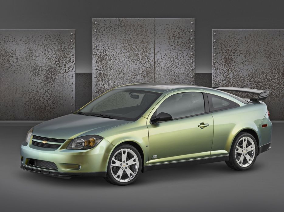 Chevrolet Cobalt SS Open Air Coupe 2005 wallpaper
