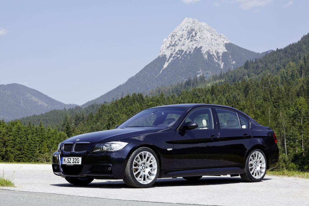 BMW 320si Sedan 2005 wallpaper