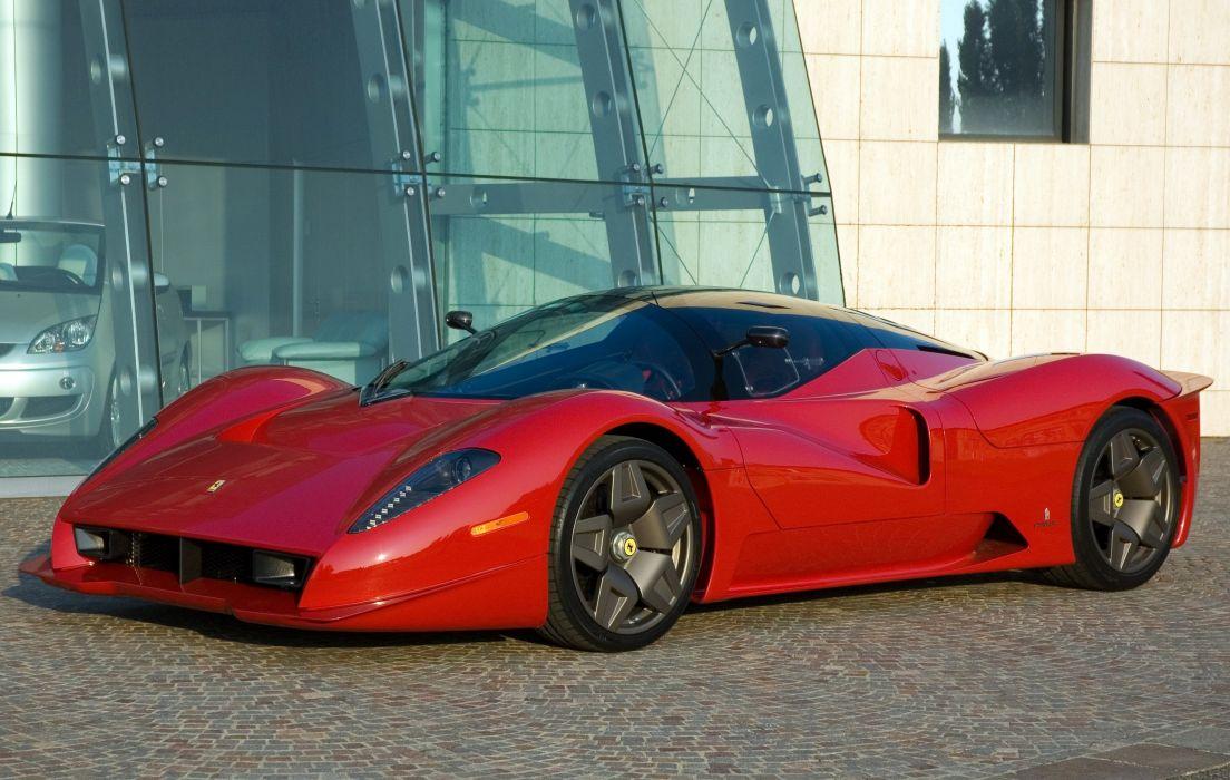 Ferrari P4-5 Pininfarina 2006 wallpaper