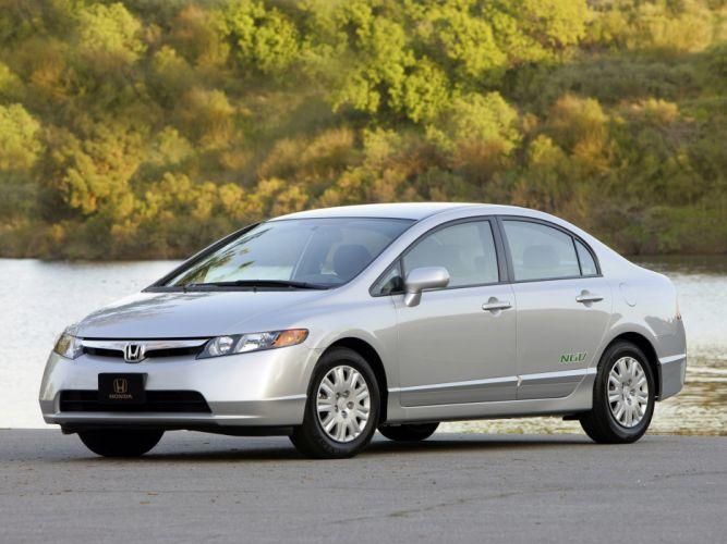 Honda Civic NGV Sedan 2006 wallpaper