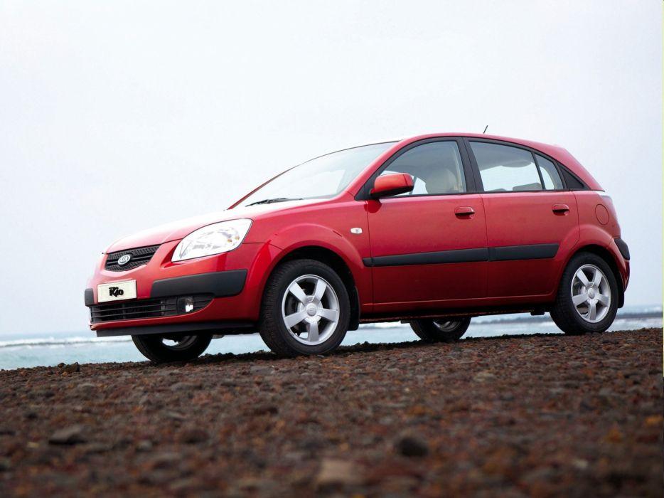 Kia Rio Hatchback 2005 wallpaper