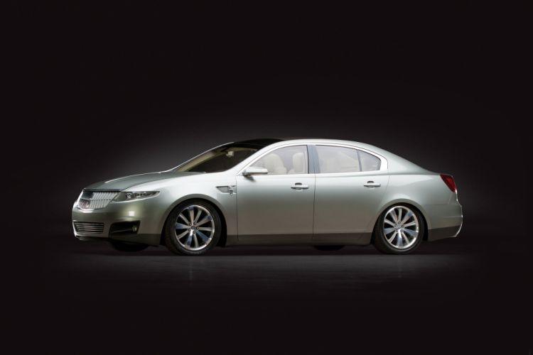 Lincoln MKS Concept 2006 wallpaper