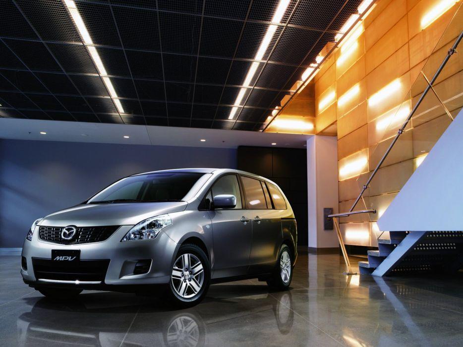 Mazda MPV 2006 wallpaper