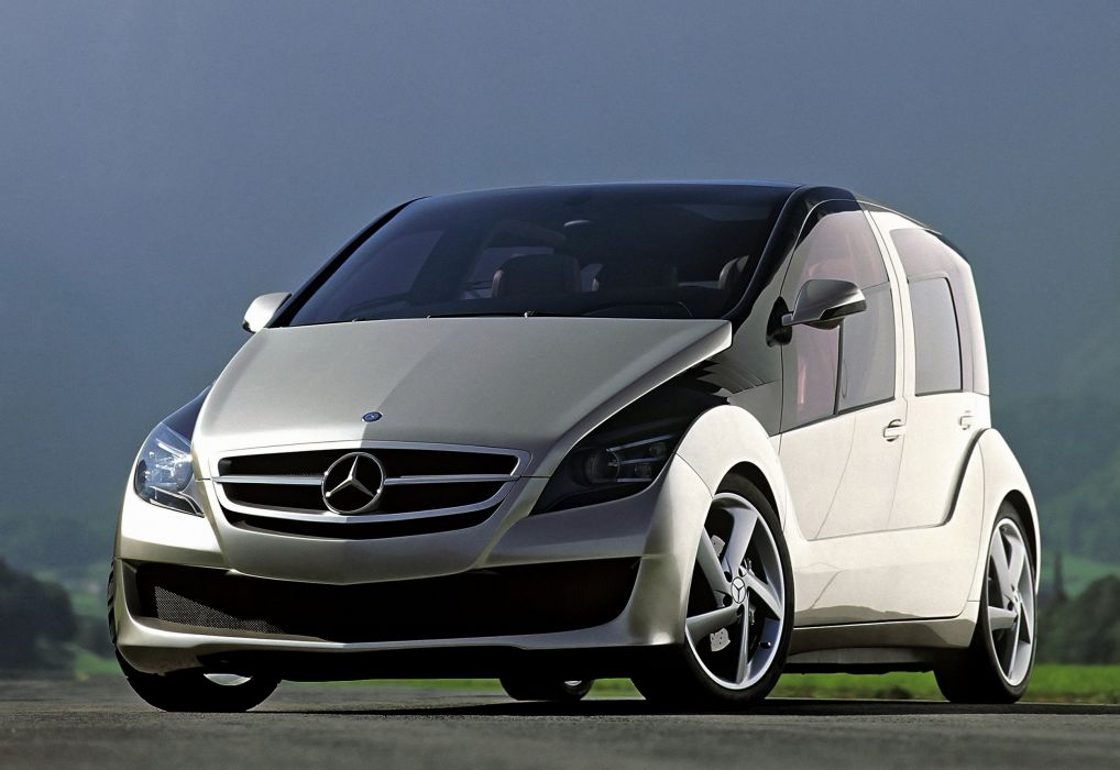 Mercedes-Benz F600 Hygenius Concept 2005 wallpaper