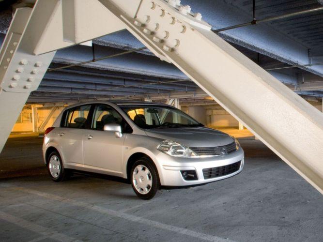 Nissan Versa Hatchback 2007 wallpaper